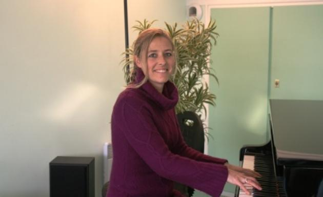 Anne Bouliau - Piano